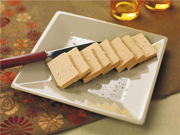Block of Duck Foie Gras from the South-West